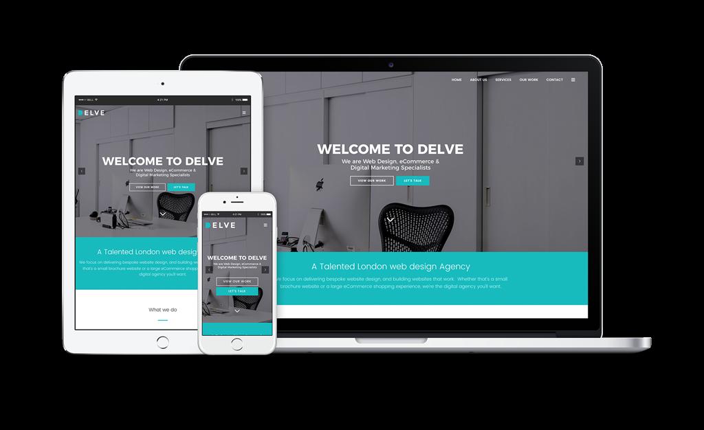 Responsive Web Design Agency London
